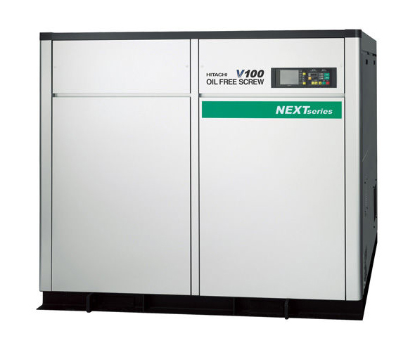 Hitachi Oil Free 15-240Kw